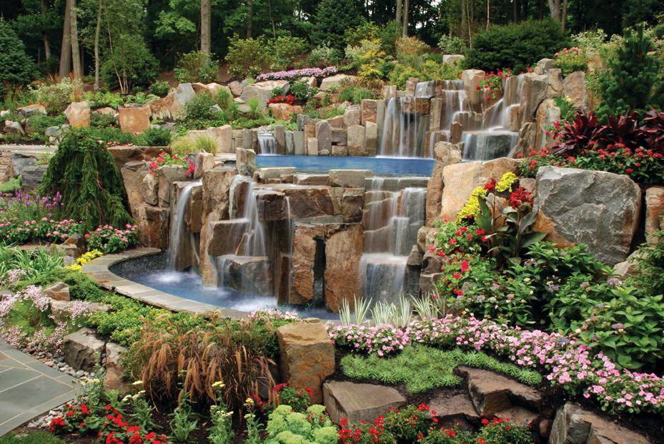 all rock landscaping ideas  photo - 1