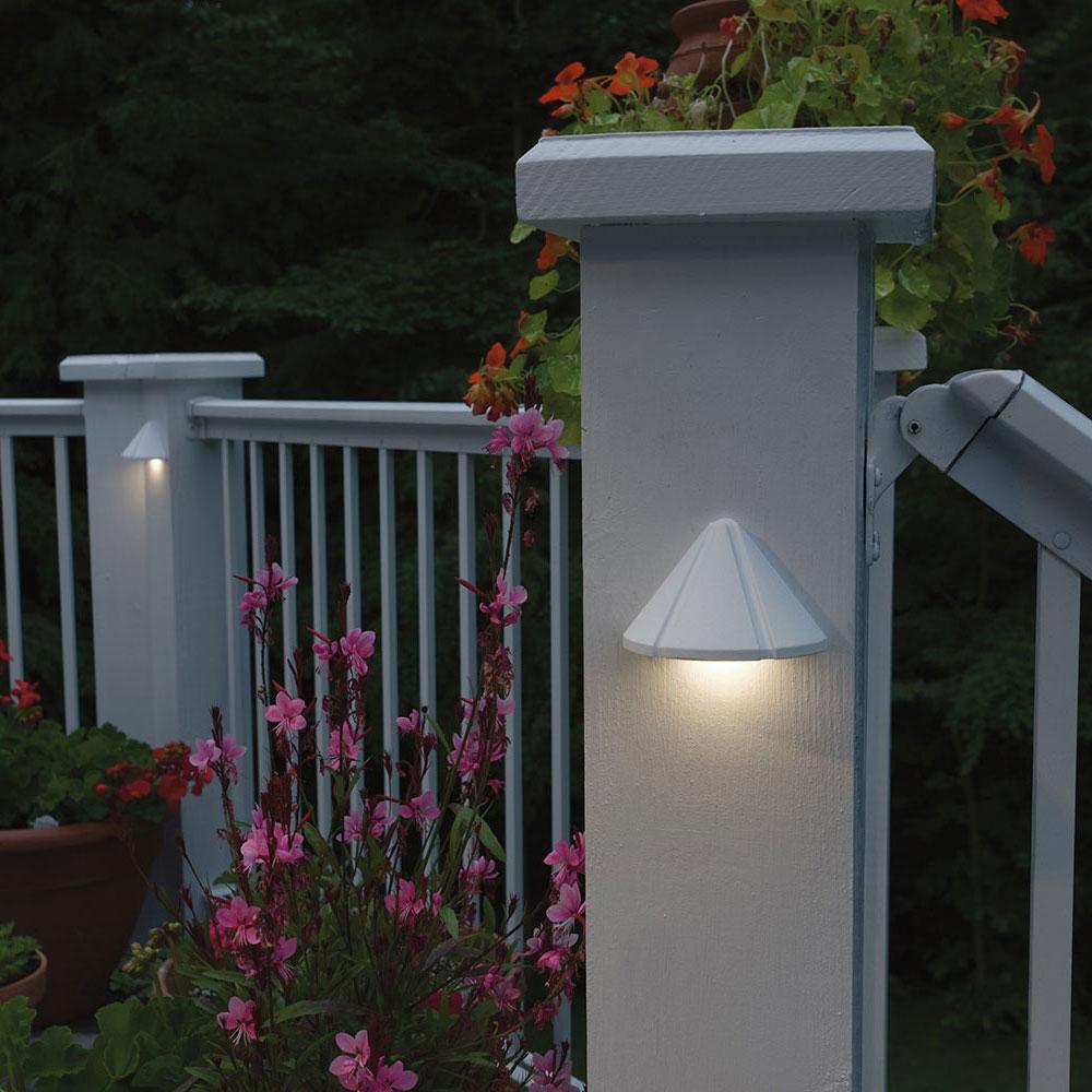 aluminum deck post lights Design and Ideas