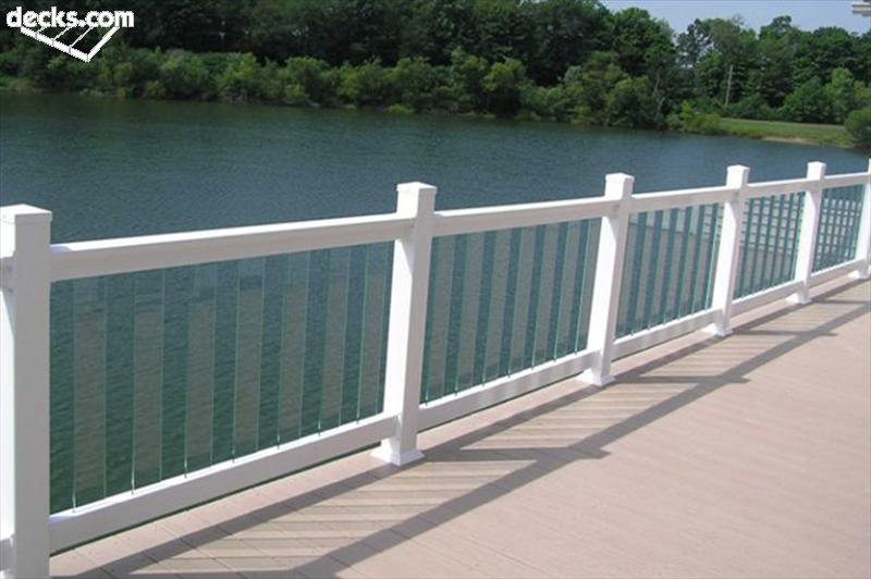 Aluminum Glass Deck Railing Systems 187 Design And Ideas