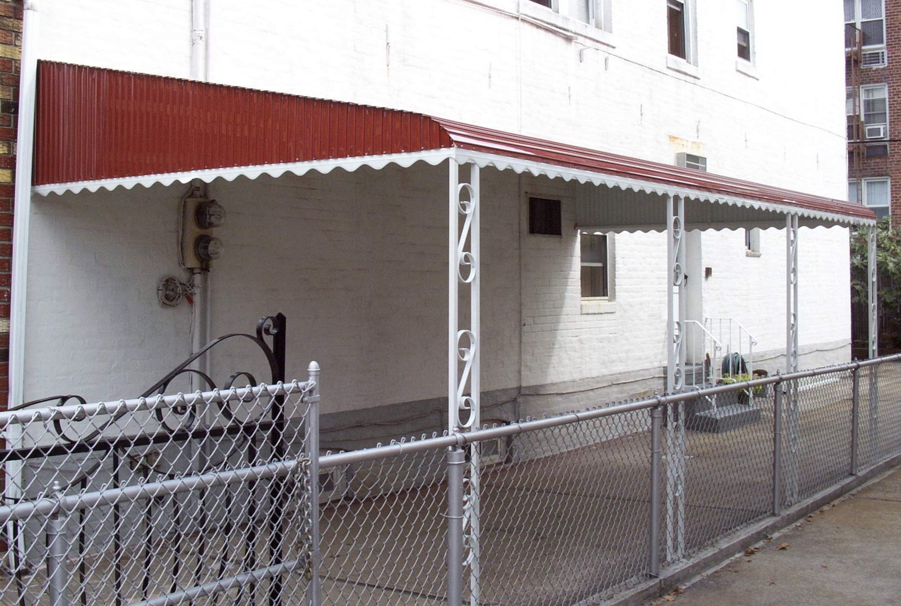 aluminum patio awning prices » Design and Ideas