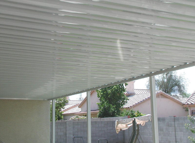 Aluminum Patio Awnings Parts