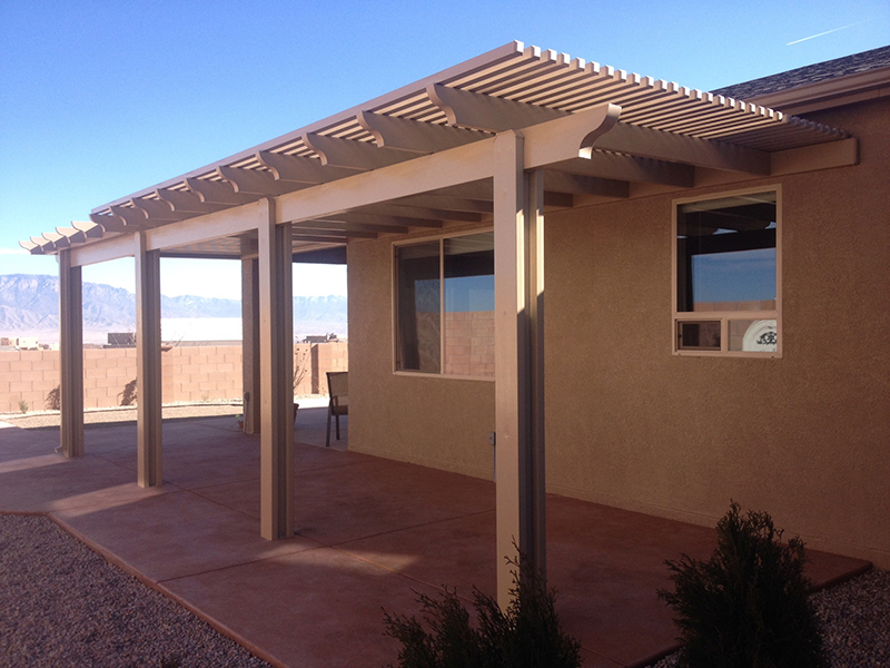 aluminum patio covers albuquerque nm