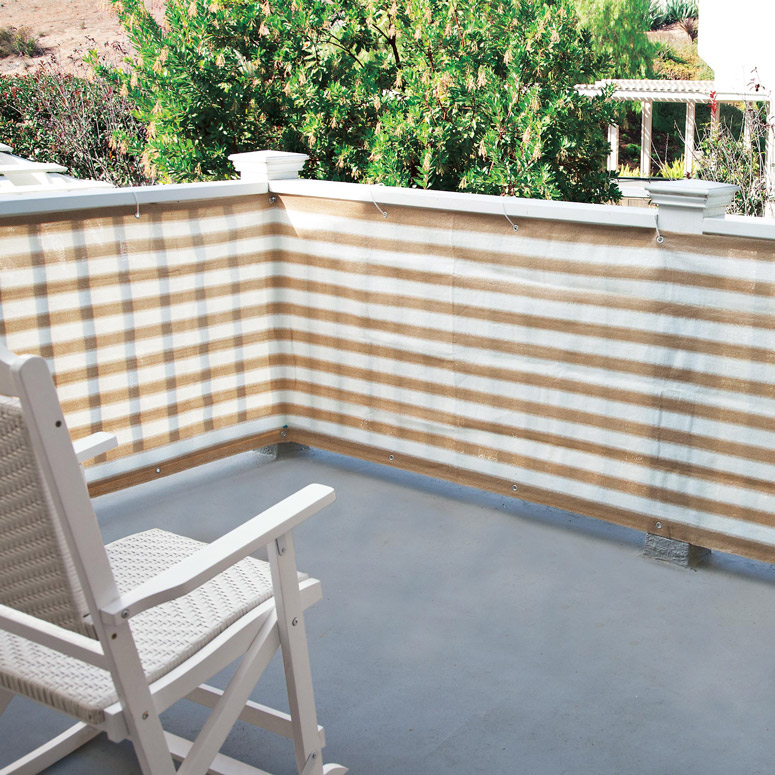 Apartment Deck Privacy Screen