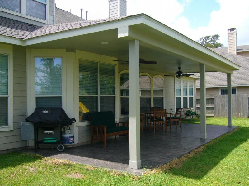 attached covered patio plans & attached covered patio plans » Design and Ideas