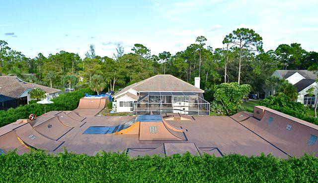 awesome backyard skatepark » Design and Ideas