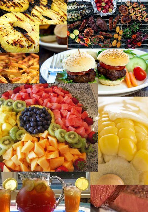 Exceptionnel Backyard Bbq Food Ideas Photo   2