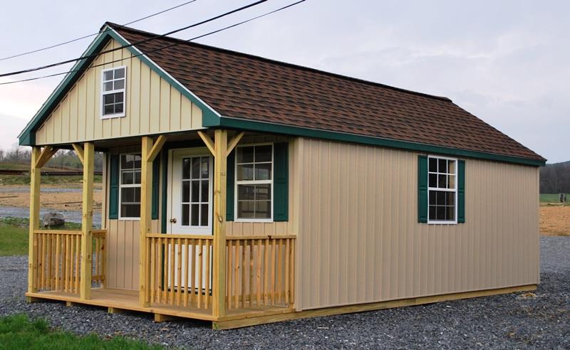 Backyard Buildings Kentucky