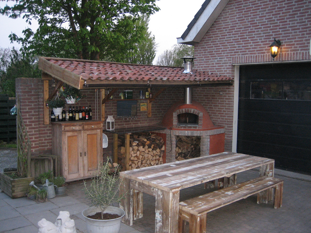 garden design garden design with brick oven plans and photos from