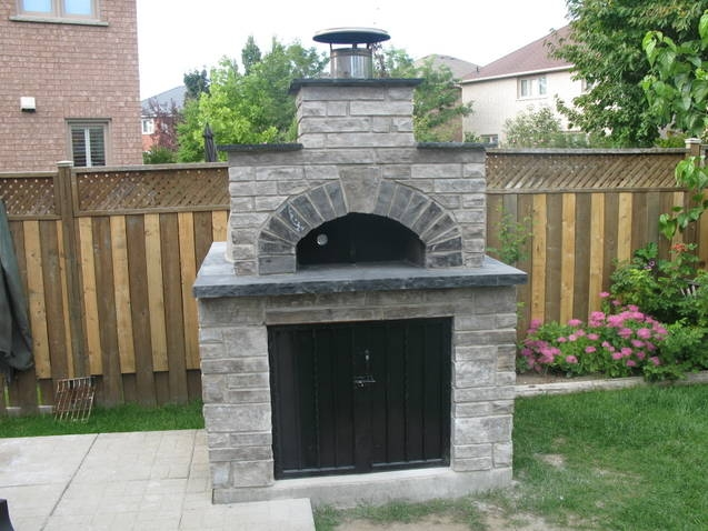 backyard pizza oven toronto
