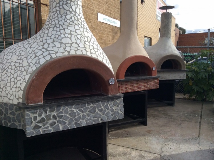 Exceptionnel Backyard Pizza Ovens Melbourne