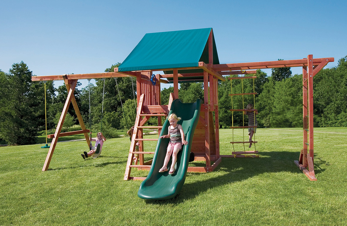 backyard playground accessories design and ideas