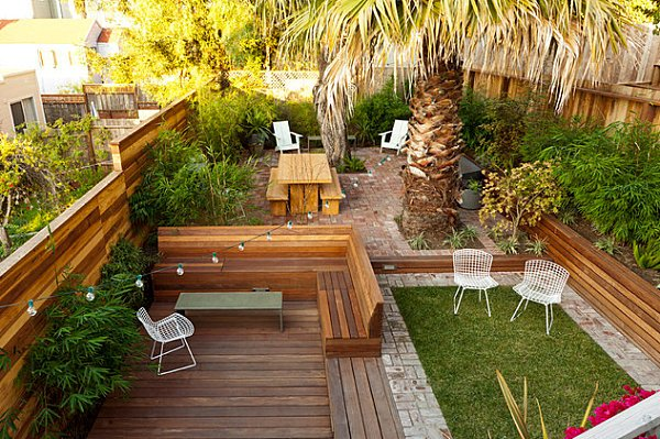 Superbe Backyard Playground Landscape Design Ideas