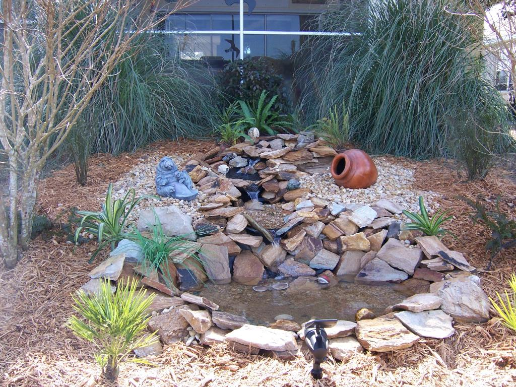 Backyard pond kit reviews design and ideas for Fish pond kits
