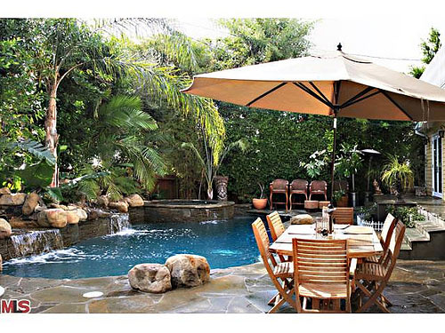 Garden Design With Backyard Pool Patio Ideas » Design And Ideas With  Landscape Backyard From