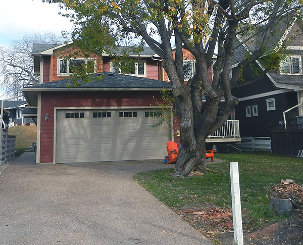 backyard renovations calgary