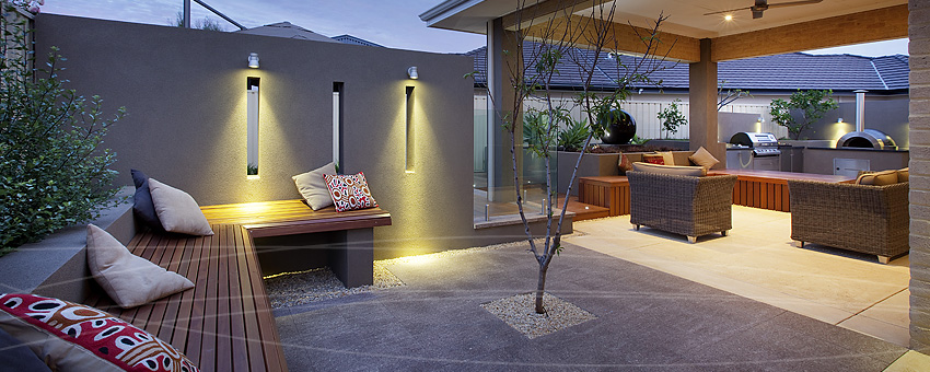 Backyard Renovations Perth
