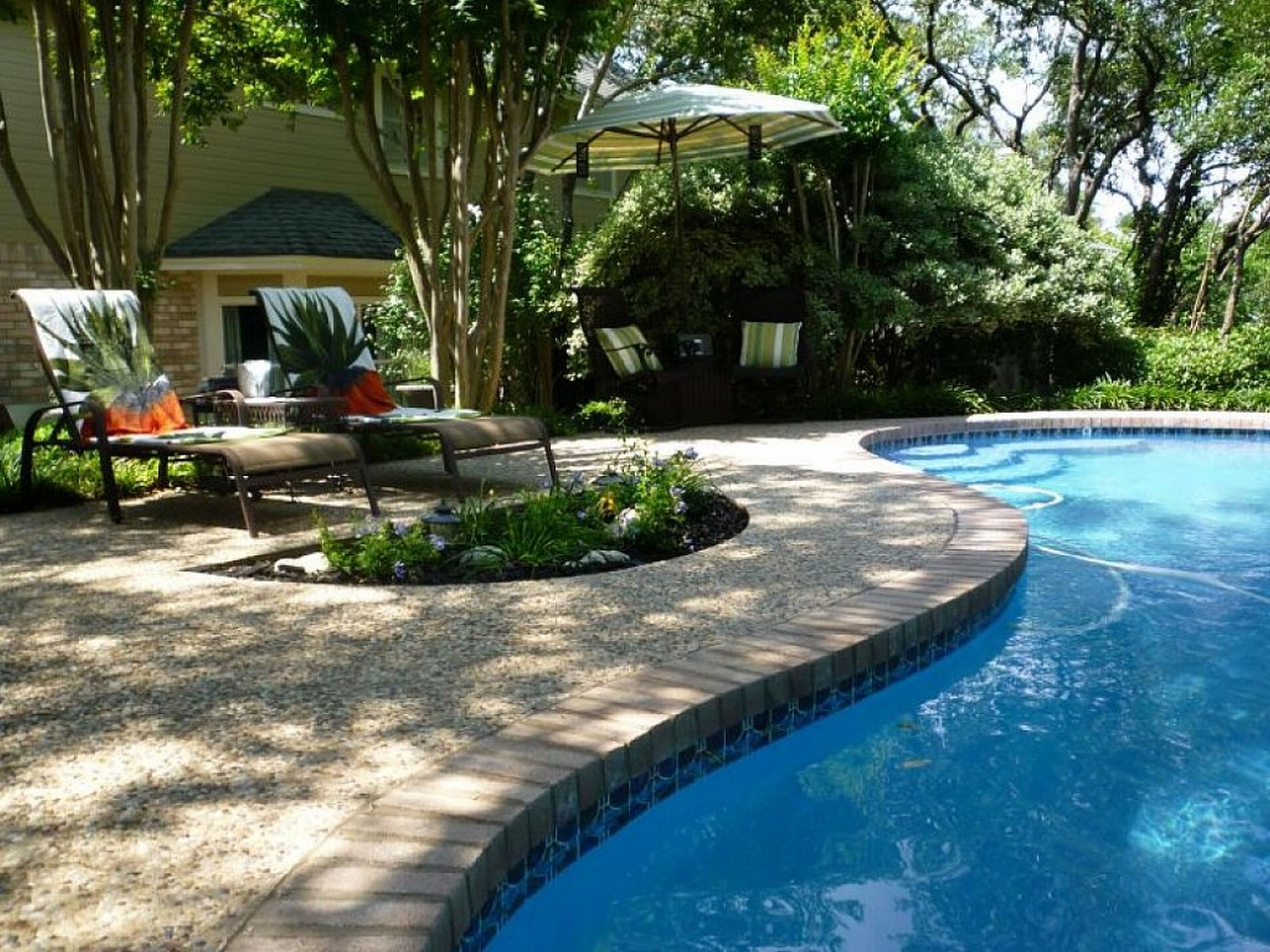 backyard renovations san antonio
