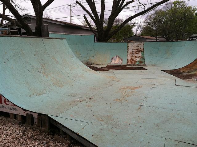 coolest backyard skatepark ? Design and Ideas
