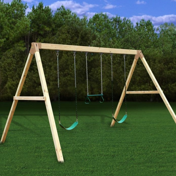 Backyard Swing Blueprints