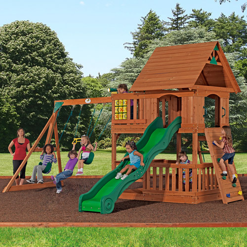 Backyard Swing Set Parts