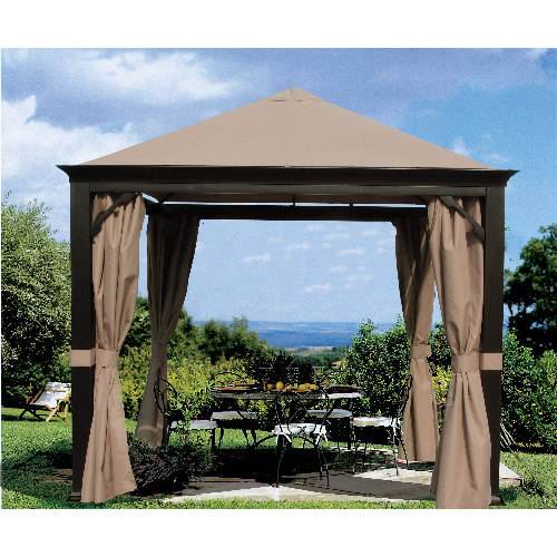 backyard tents gazebos