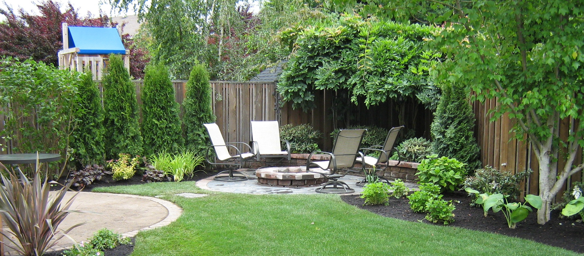 Beautiful Small Backyard Landscaping Ideas