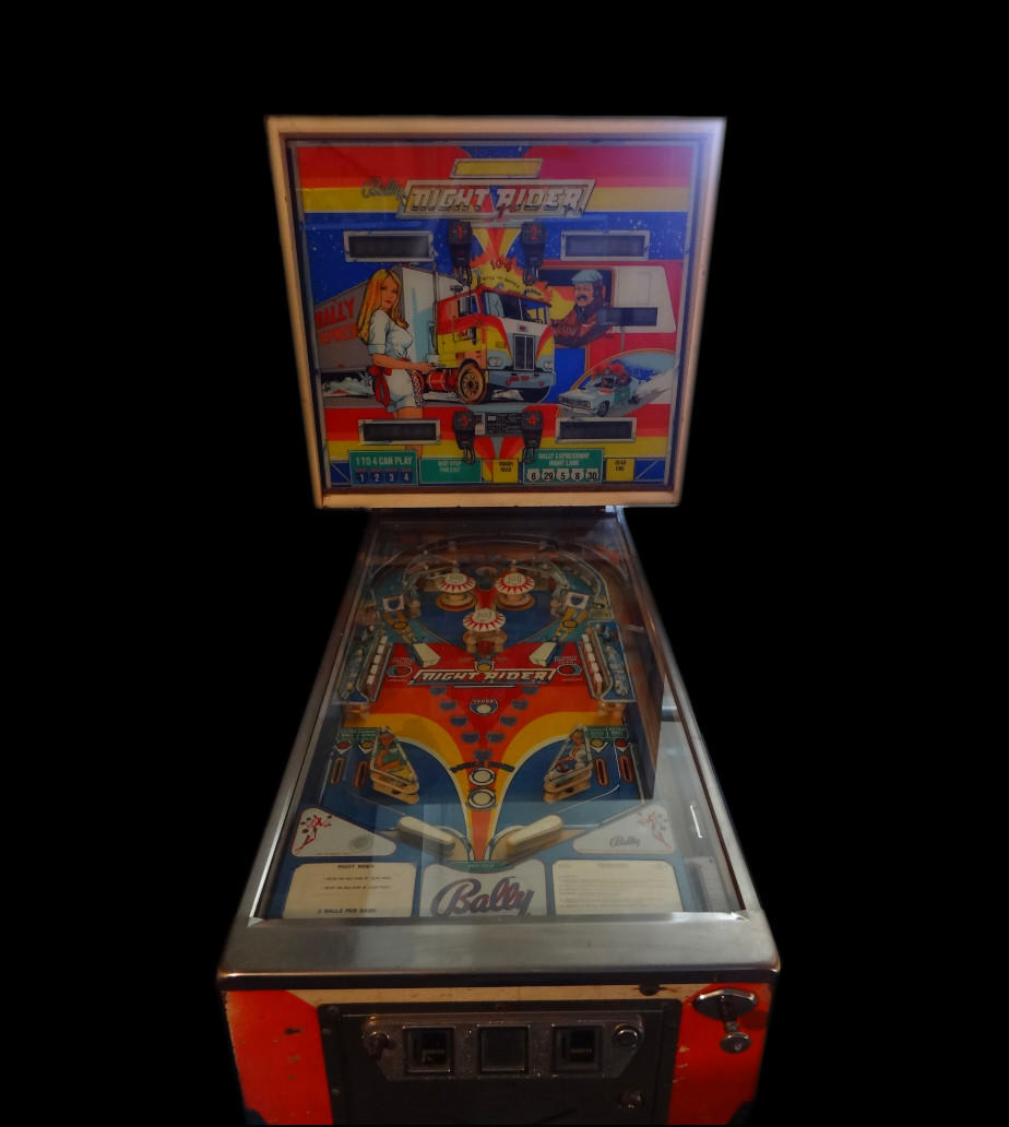 Bedroom Furniture pinball machine