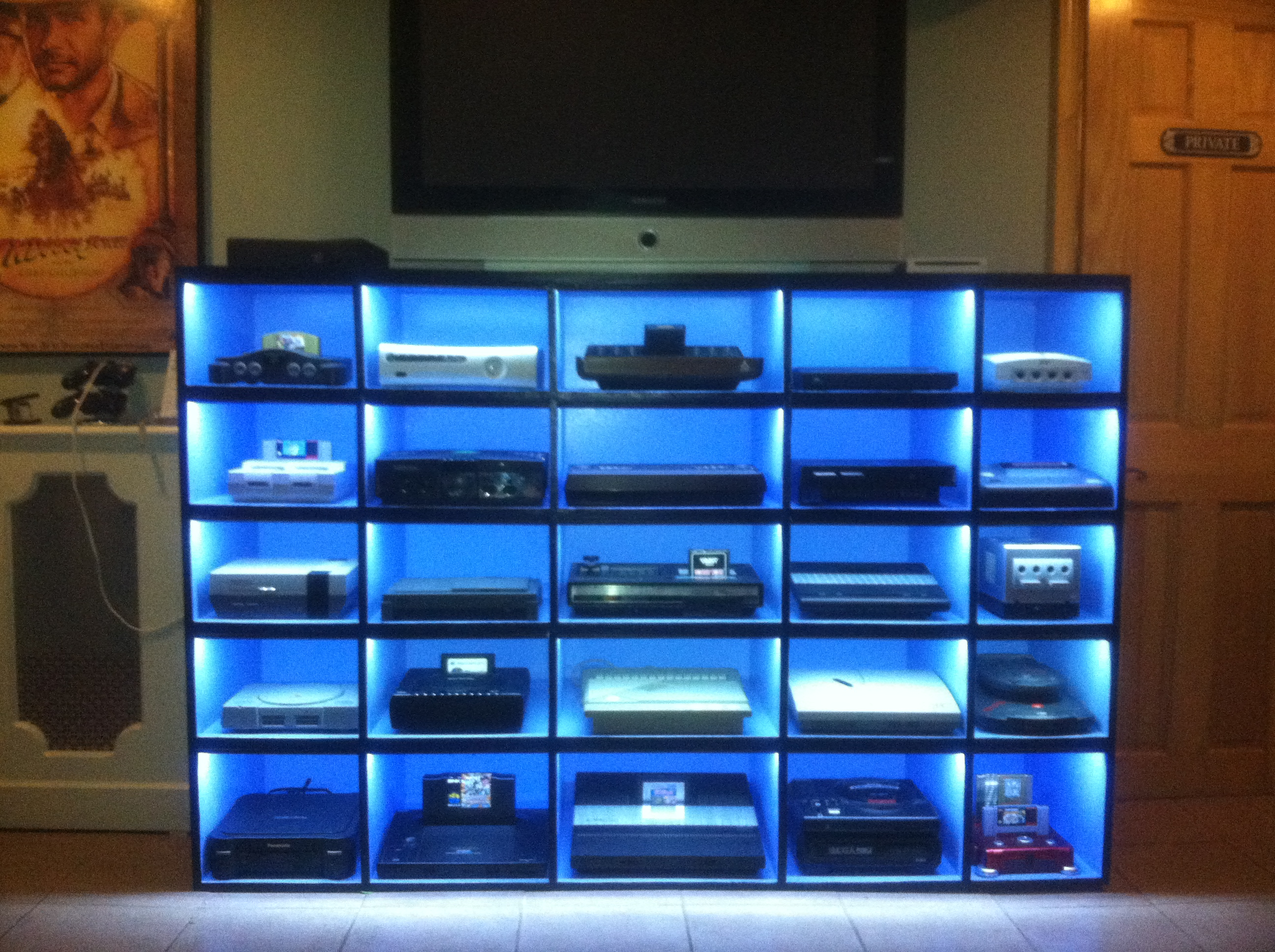 Bedroom Furniture Video game console