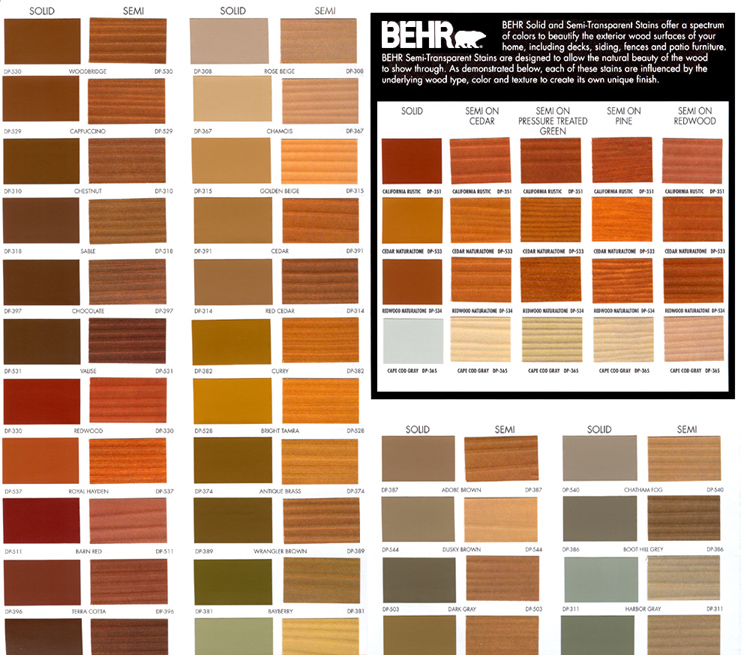 Behr Paints And Stains Home Painting