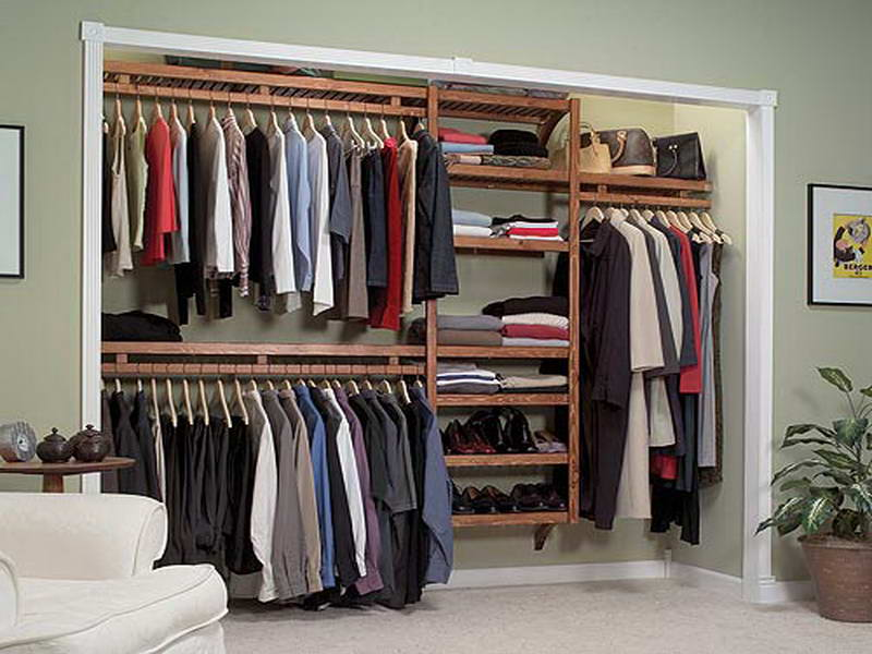 best closet hanging system design and ideas