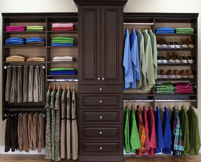 Best inexpensive closet systems design and ideas for Best closet organization systems
