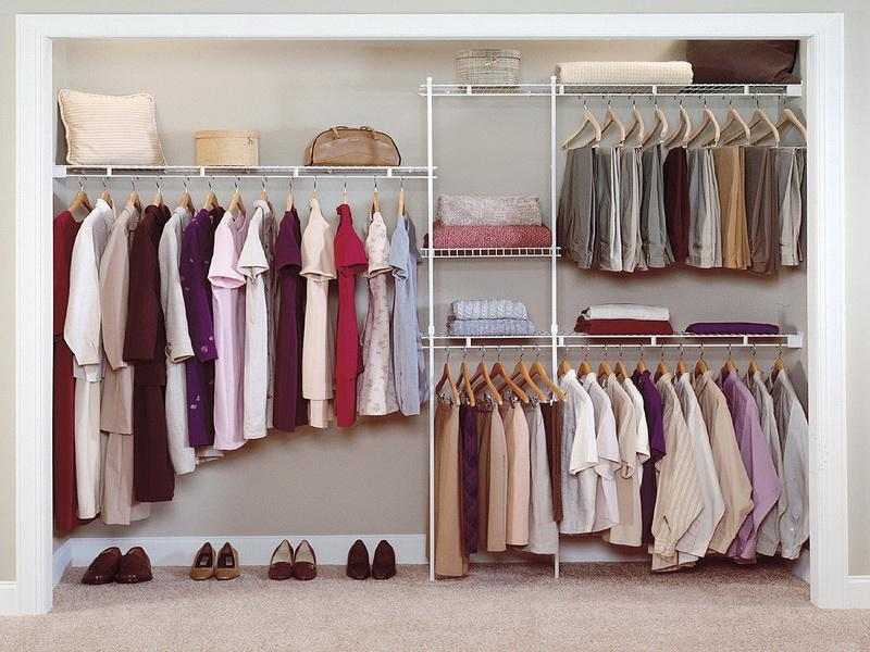 Best Inexpensive Closet Systems Photo   3