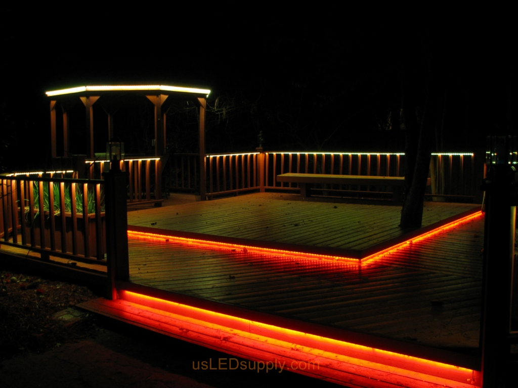 best led patio lights design and ideas