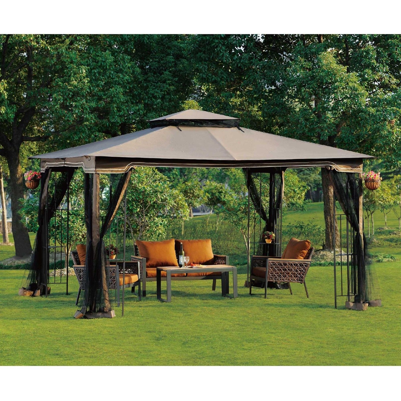 Modern Patio Tents Design and Ideas