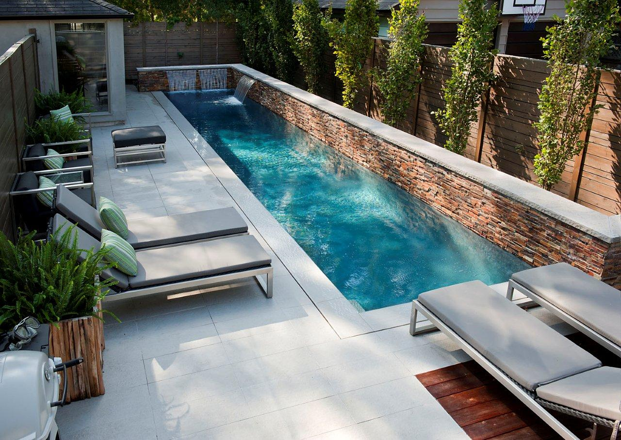 Best Small Backyard Pools photo - 1