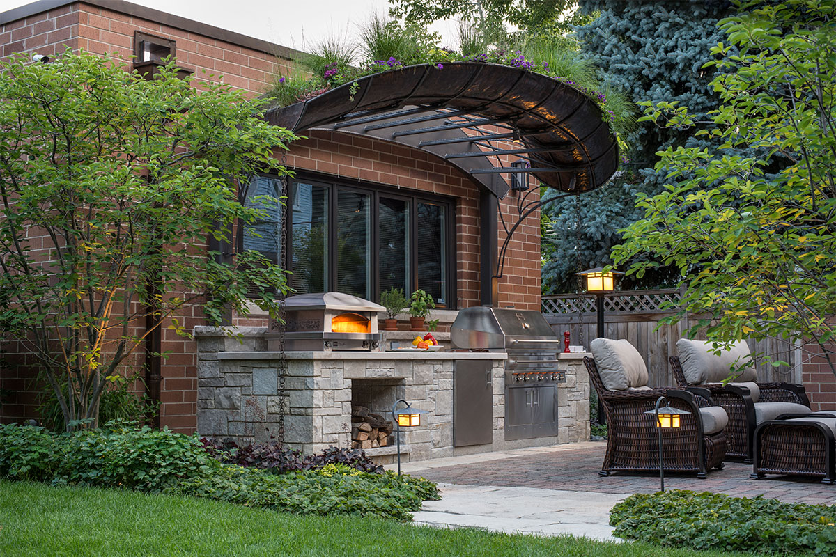 big backyard pizza oven