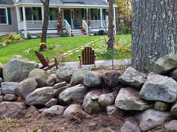 rock gravel landscaping ideas design and ideas