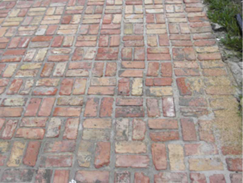 brick patterns for patio