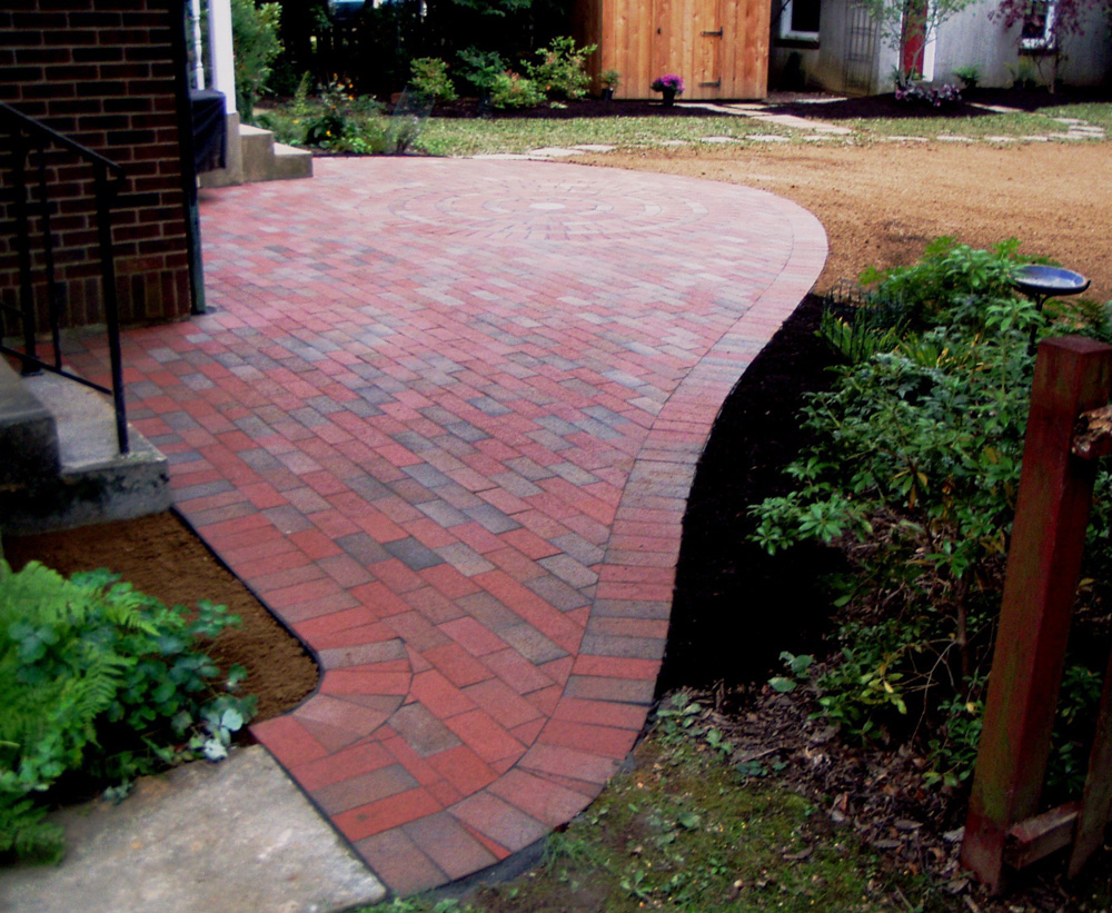 Brick Patterns For Small Patio Design And Ideas