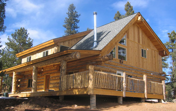 Build A Cabin In Colorado