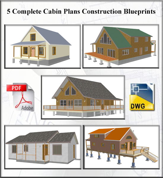 Build a cabin with a loft design and ideas for A frame cabin plans with loft