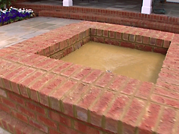 building pit from bricks build pit bricks 187 design and ideas