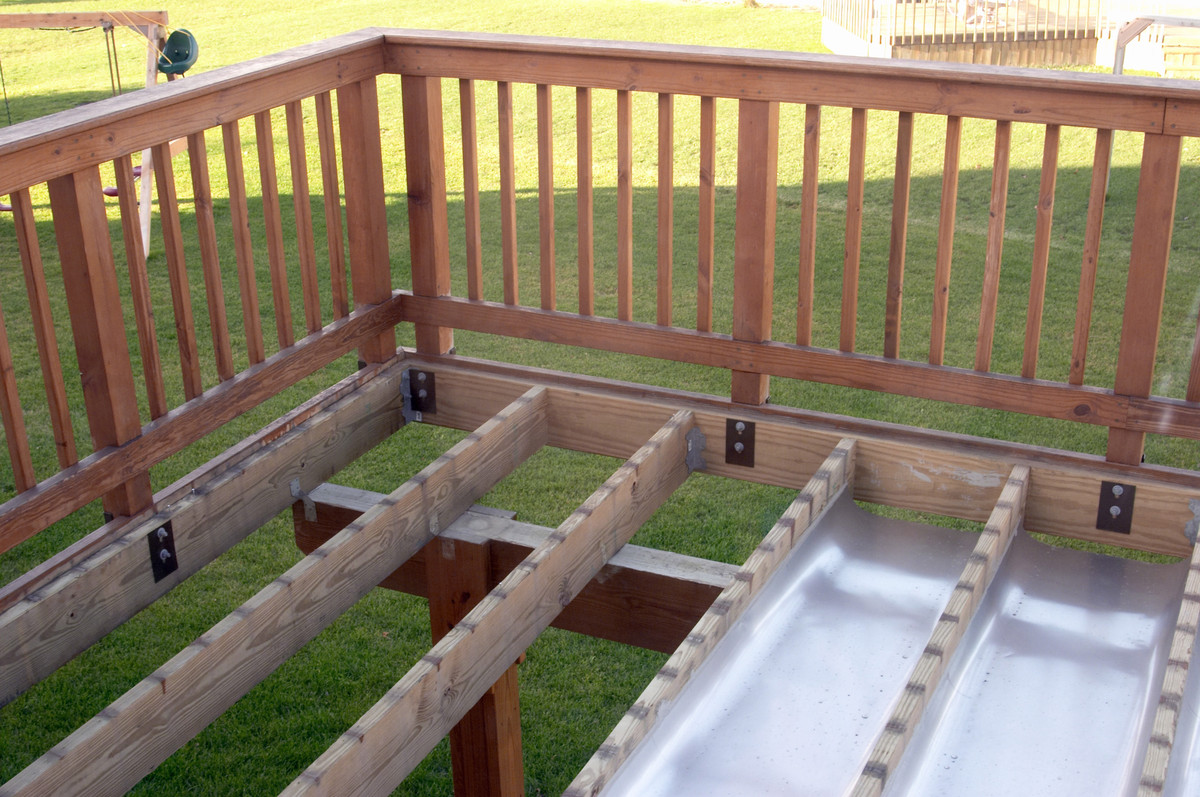 under deck roof home depot » Design and Ideas