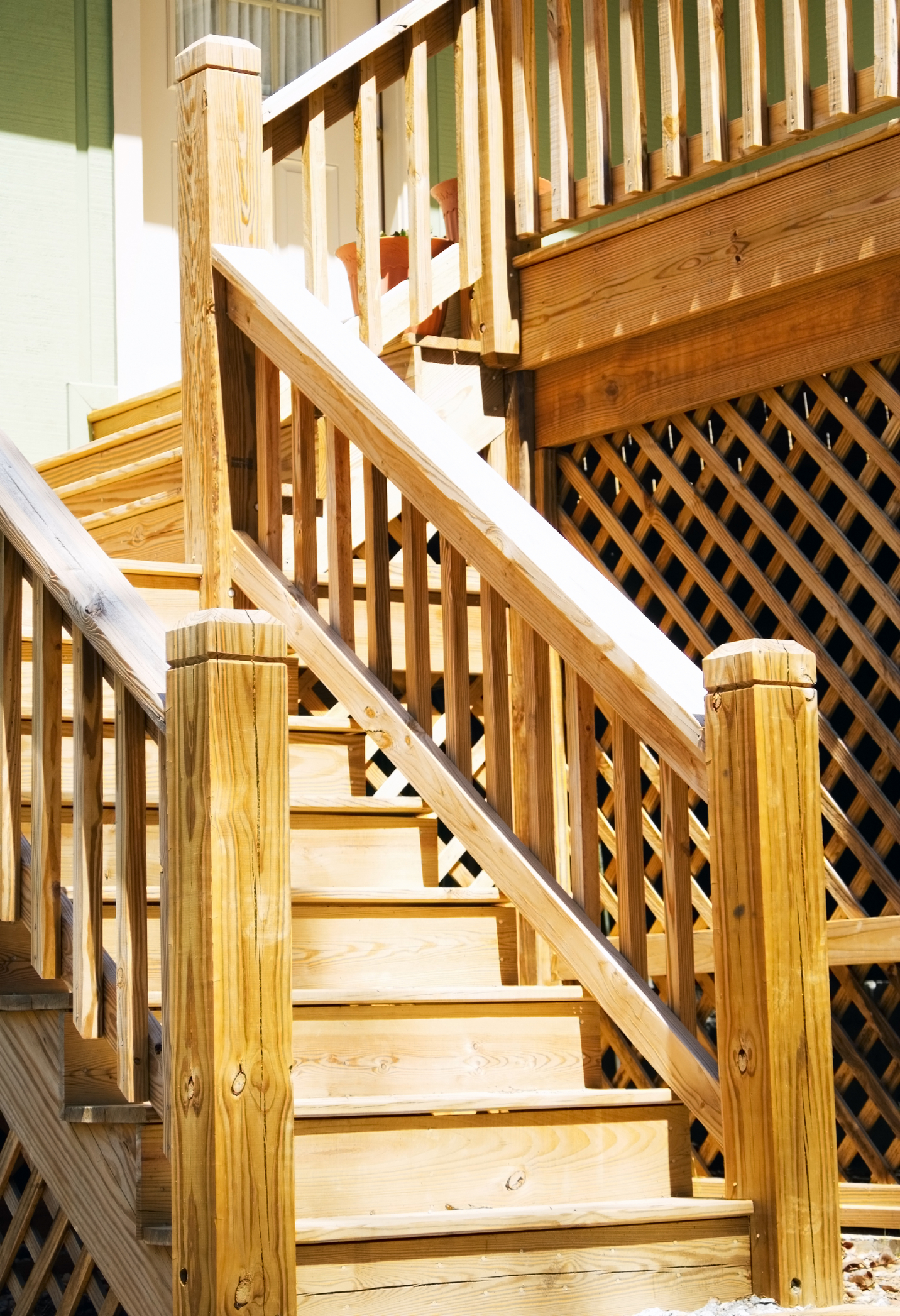 Building Deck Stairs Railing Design And Ideas - Building deck stairs railing