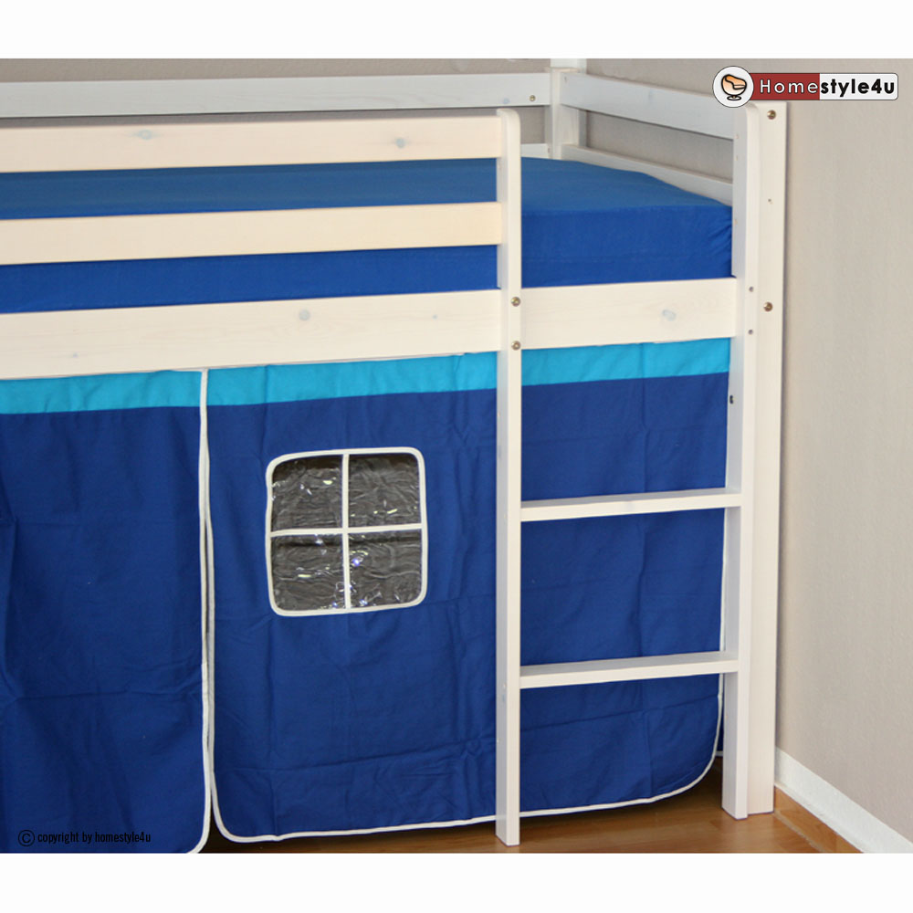 Cabin Bed Curtains