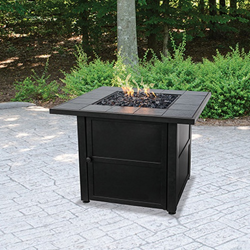 prefab gas fireplace installation
