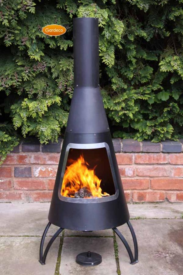 chiminea fire pit care  photo - 2