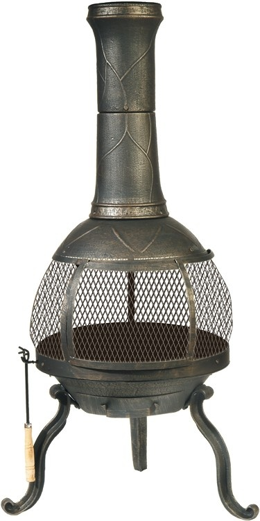 Superior Chiminea Fire Pit Parts