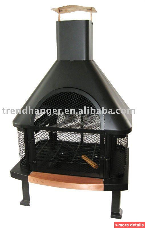 Clay Fire Pit Chiminea 187 Design And Ideas