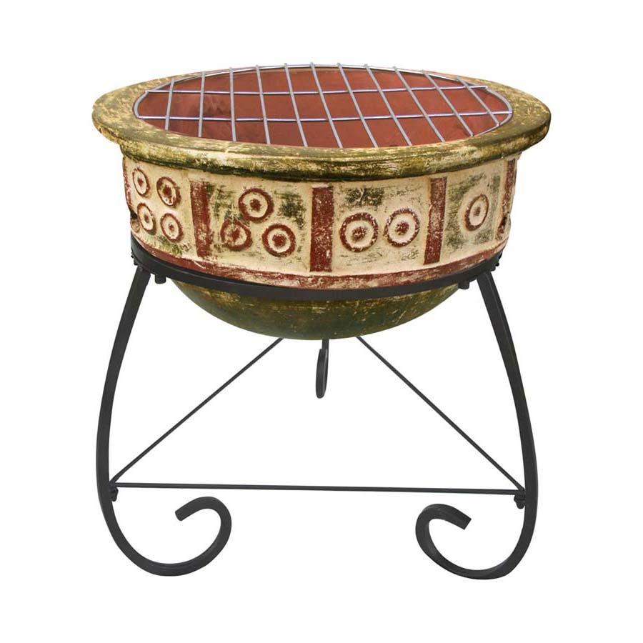 Lowes Chiminea Outdoor Fireplace